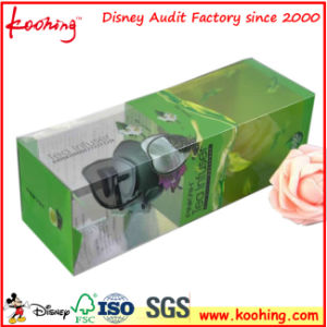 Koohing Clear PVC Packaging Boxes / Transparent Pet Plastic Clear Box pictures & photos