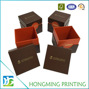 Custom Logo Cardboard Watch Box Packaging pictures & photos