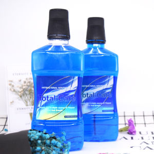 Antibacterial Total Care Mouthwash Fresh Breath pictures & photos