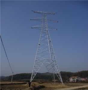 330kv Transmission Angle Steel Tower