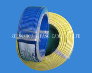 300V-500V Copper Conductor PVC Electric Wires (16mm 25mm 10mm 35mm 50mm 100mm) pictures & photos