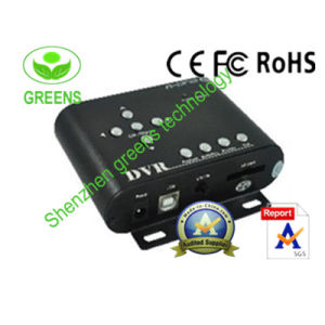 2 Channels Car DVR (CZ-202)
