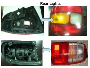 Car Rear Light Precision Mirrow Polishing Mould pictures & photos