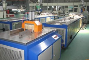 Plastic Machine for Profile Production Line pictures & photos