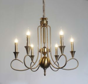 China Simple Personality Chandelier For