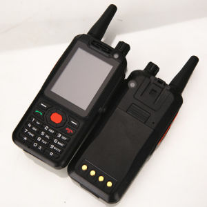 China Basic 4G Android Radio Push to Talk Phone with Touch