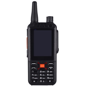 China Gms CDMA F22 Android Push to Talk Walkie Talkie Radio with