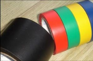 Wonder Matt Electrical Insulation Colors Tape