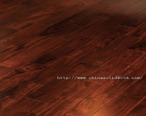 Small Leaf Acacia Solid Wood Flooring (SW-6595)
