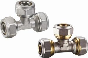Brass Sanitary Ware Plumbing Fitting (328036) pictures & photos