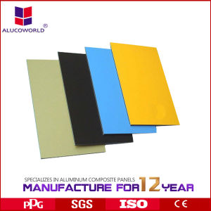 Aluminum Composite Plastic Panel pictures & photos