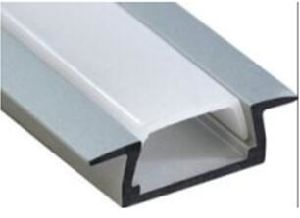 Recessed Aluminum Profile with Frosted Cover for Strip Lighting pictures & photos