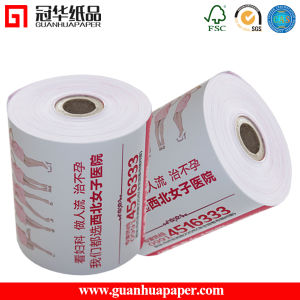 2015 SGS Popular OEM Thermal Cash Register Paper Roll pictures & photos