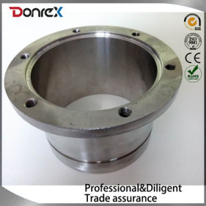 Custom Stainless Steel CNC Sleeve Part for Machinery