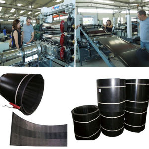 PE Thermo Fusion Sleeve Belt Making Line pictures & photos