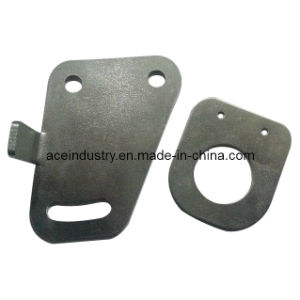 Steel Zinc Plating Metal Stamping Part pictures & photos