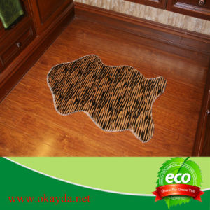 New Design Brown Artifical Fur Rug Wholesale