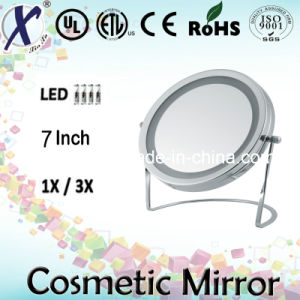 7′′ LED Free Standing Bathroom Mirror