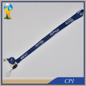 ID Card Holder Lanyard with Reel Badge