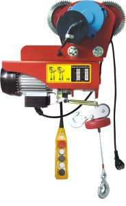 Moving Electric Hoist 1200kgs Capacity of Lifting pictures & photos