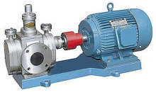 Ycb-G Stainless Steel Heat Insulating Gear Oil Pump
