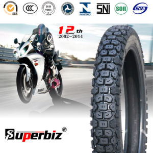China High Quanlity Motorcycle off Road Tire (3.00-17) pictures & photos