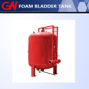 High Quality Customized Bladder Foam Tank for Foam Solution pictures & photos
