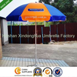 2m Diameter Strong Beach Umbrella for Christmas (BU-0040)