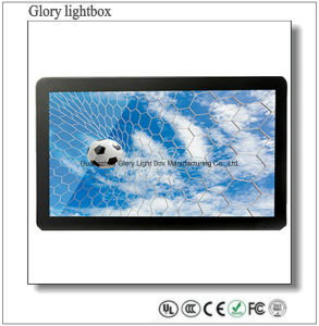 32′′ Convenience LCD Touch Screen Advertising Player pictures & photos