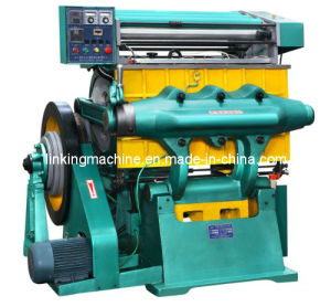 Mechanical Hot Foil Stamping Machine pictures & photos