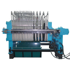 1000 Series Automatic Tilting Filter Press (XZ32-120/1000-U)