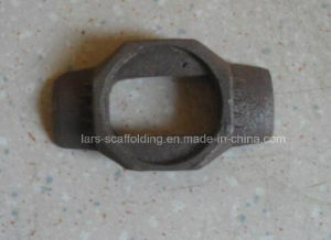 Cuplock Scaffolding Ledger Blade/End Drop Forged pictures & photos