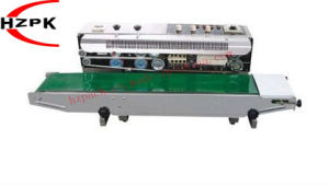 Continuous Band Sealing Machine for Plastic Bag (FR-900) pictures & photos