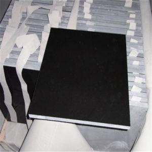 Low Price All Black Granite Flooring Tiles Designs