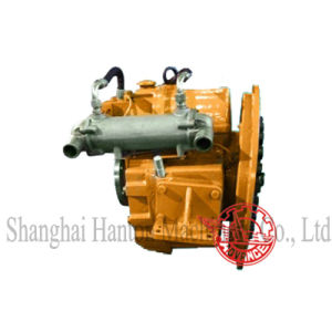 Advance MV100A 7 Degrees Down Angle Marine Reduction Gearbox pictures & photos