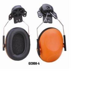 CE Approved PPE Items Security Products Safety Products Attached to Safety Helmets Ear Muff Gc008 pictures & photos