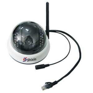 Full HD 420tvl Wireless Camera Waterproof Security WDR IR Camera (IP-02HW) pictures & photos