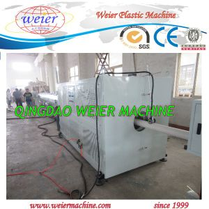 PVC Pipe Production Line for Water Drainage Pipe Manufacture Machinery pictures & photos