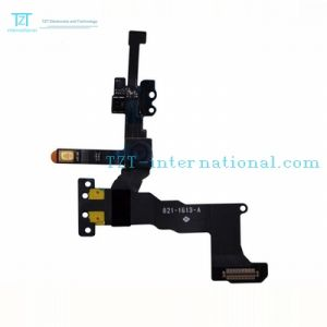 Mobile Phone Front Camera Dock Connector Flex Cable for iPhone 5c pictures & photos