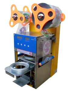 Automatic Cup Sealing Machine with Counter (ZY-F07)