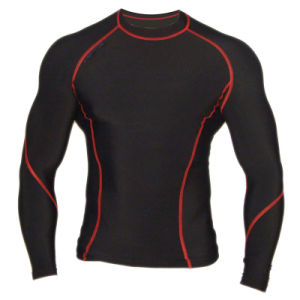 Mens Thermal Compression Top pictures & photos