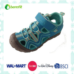 Cool Design and PU Upper, Children′s Sandals pictures & photos