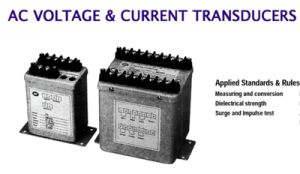 Fp-AC Voltage & Current Transducer pictures & photos