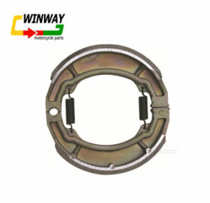 Ww-5155 Rx-125 Non-Asbestos, Motorcycle Brake Shoe pictures & photos