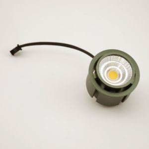 Aluminum 7W COB LED Recessed Down Light Bulb (external power supply) (Lt8001-7W) pictures & photos
