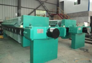 Best Price of Hydraulic Filter Press pictures & photos