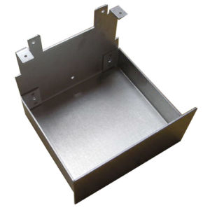 Stamping Sheet Metal Product Electronics Box pictures & photos