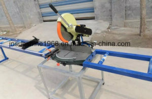 PVC Plastic Profile Cutting Machine for PVC Windows and Doors pictures & photos
