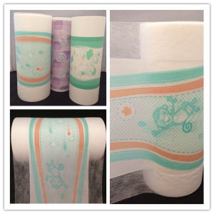 Breathable PE Cast Plastic Waterproof Film for Baby Diaper & Pad
