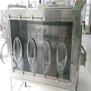 Acrylic Sheet/Plexiglass Processing for Machine Cover